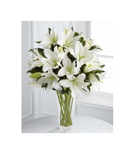 Photo of BF5892/S4-4443d (More lilies)