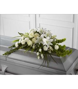 Photo of The FTD Resurrection Casket Spray - S8-4451
