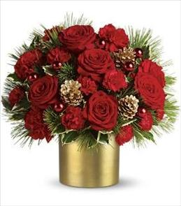 Photo of Holiday Elegance T115-1 Teleflora - T115-1