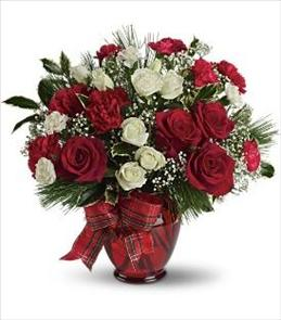 Photo of Holiday Splendor Teleflora - T119-1