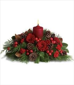 Photo of Spirit of the Season Teleflora T120-3 - T120-3