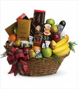 Photo of The Ultimate Christmas Basket - T135-3
