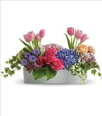 Photo of Garden Party Centerpiece - T148-3