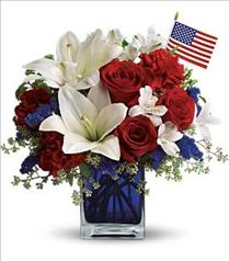 Photo of America the Beautiful by Teleflora - T163-2