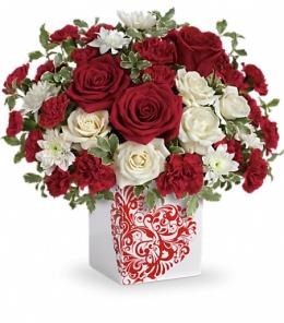 Photo of Best Friends Forever Bouquet by Teleflora 400 - T16V400