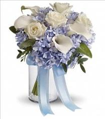 Photo of Love in Blue Bouquet - T182-3