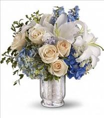 Photo of Teleflora's Seaside Centerpiece - T184-1