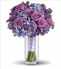 Photo of Lavender Heaven Bouquet - T194-6
