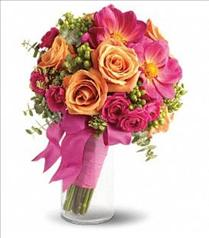 Photo of Passionate Embrace Bouquet - T194-7