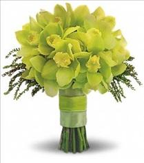 Photo of Green Glee Bouquet - T194-8