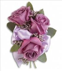Photo of 3 Rose Corsage - T201-8