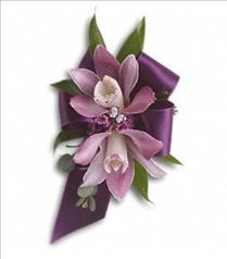 Photo of Exquisite Orchid Wristlet - T201-9