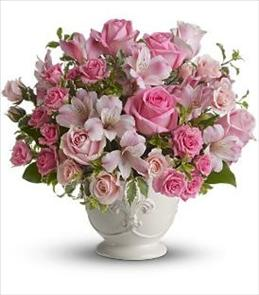 Photo of Teleflora's Pink Potpourri Bouquet - T210-1