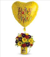 Photo of Teleflora's Hooray for Birthday - T22-1