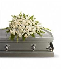 Photo of Serenity Casket Spray - T232-3