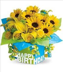 Photo of Teleflora's Sunny Birthday Present - T27-3