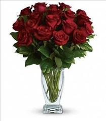 Photo of Teleflora's Rose Classique Vased  - T65-2