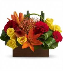 Photo of Getaway Flowers b y Teleflora - T85-3