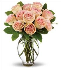 Photo of Teleflora's Delicate Roses 12, 18 or 24  - T9-2