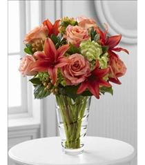 Photo of The FTD Dawning Delight Bouquet by Vera Wang - VW8
