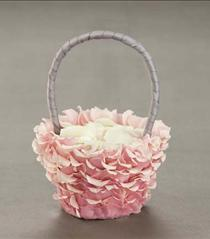 Photo of The FTD Fresh Picked Petal Basket - W16-4658