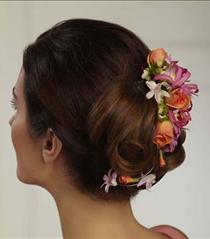 Photo of The FTD Flowers-N-Frills Hair Décor - W25-4687