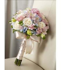 Photo of The FTD Sweet Innocence Bouquet - W30-4699