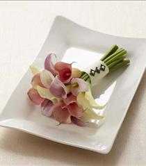Photo of The FTD Calla Lily Promise Bouquet - W31-4701