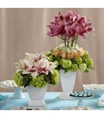 Photo of The FTD Life's Sweetness Centerpiece - W33-4706