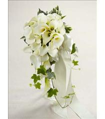 Photo of The FTD White Chapel Bouquet - W5-4621