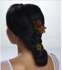 Photo of The FTD Very Berry Hair Décor - W55-4757