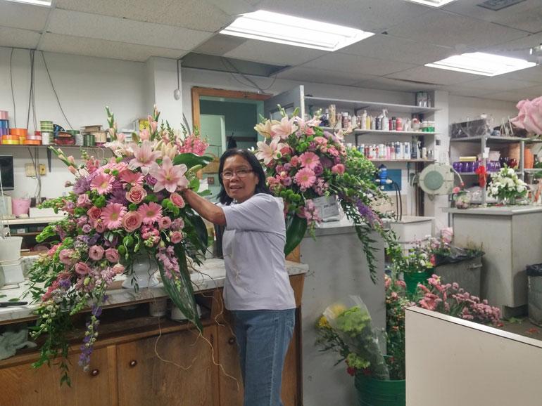 Brant Florist team member