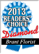 2013 Burlington Post Readers Choice Award Logo