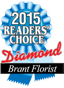2015 Burlington Post Readers Choice Award Logo