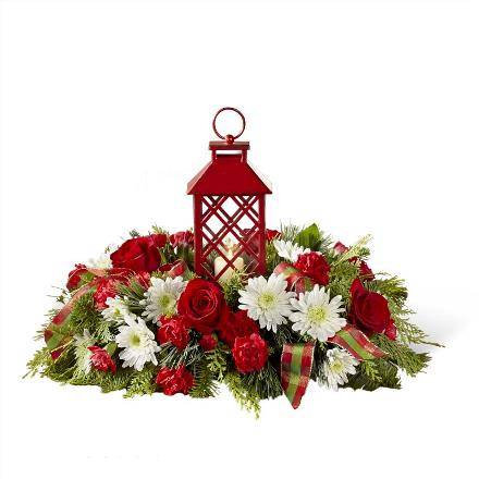 Celebrate the Christmas Season Centerpiece
