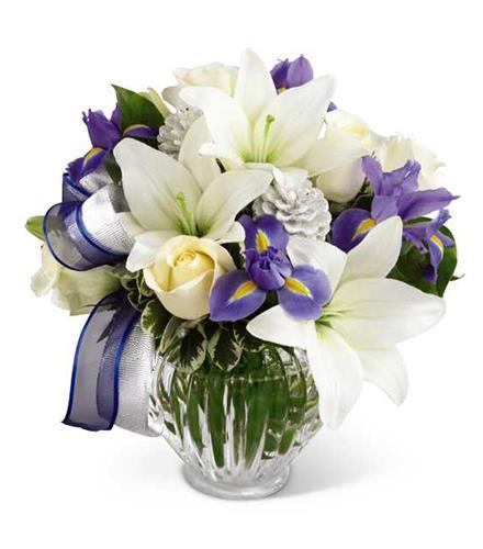 Miracle S Light Vase Bouquet Sympathy Catalog Order