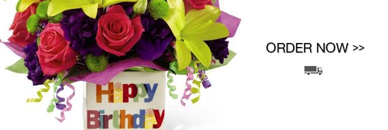 Happy Birthday Bouquet by FTD