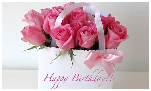 Hy Birthday Flowers