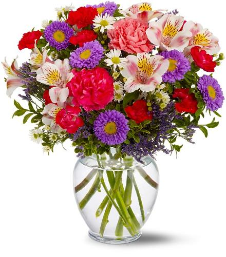 Classical Floral Vase