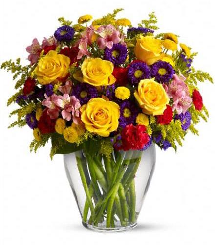 Birthday Flowers For Kids