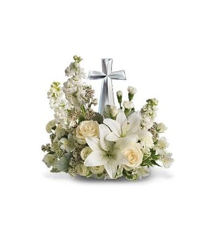 Religious Flower Designs