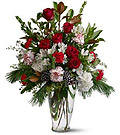 Photo of Christmas Flowers
