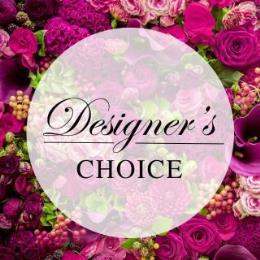Photo of flowers: Designer's Choice Arrangement