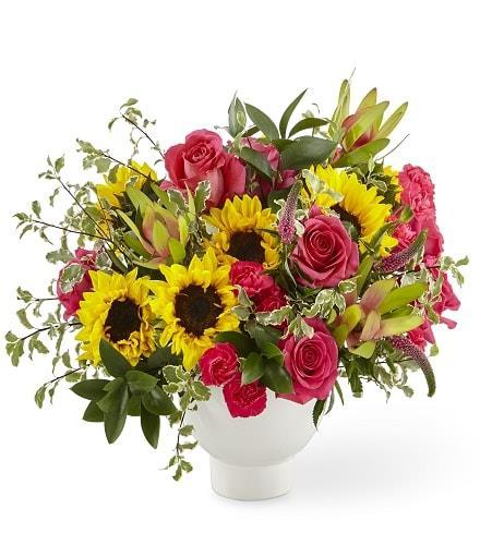Photo of flowers: Fresh Beginnings Bouquet