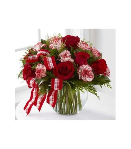 Photo of flowers: Winter Elegance Bouquet B12-4421