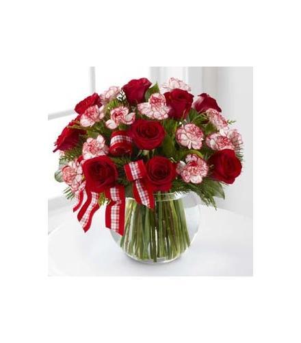 Photo of flowers: Winter Elegance Bouquet
