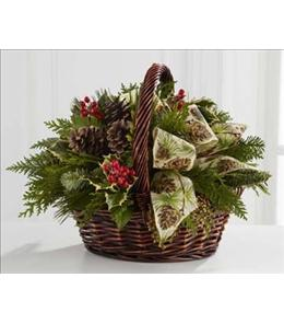 Photo of The FTD Christmas Coziness Bouquet - B13-4428