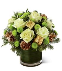 Photo of Season's Sparkle Bouquet by FTD - B18-4959