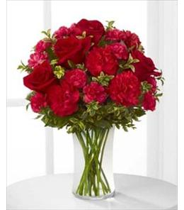 Photo of The FTD Always True Rose Bouquet - B23-4800