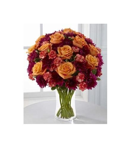 Photo of flowers: The FTD Autumn Treasures Bouquet